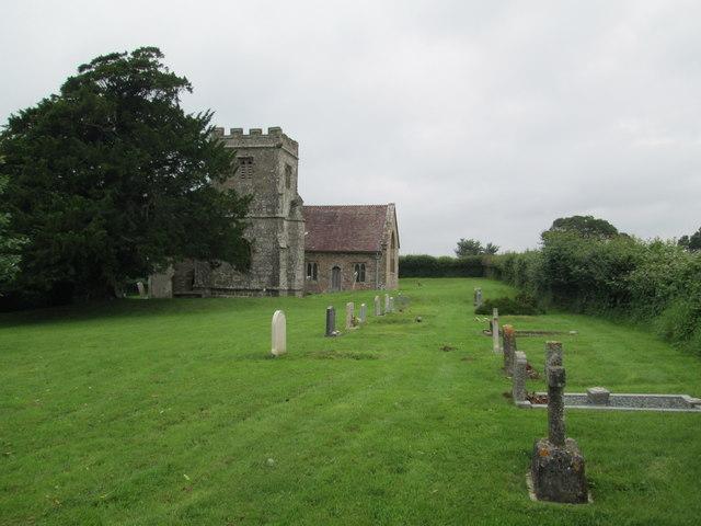 St Aldhelm's Church, Belchalwell