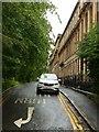 NS5766 : Southpark Terrace, Hillhead by Alan Murray-Rust