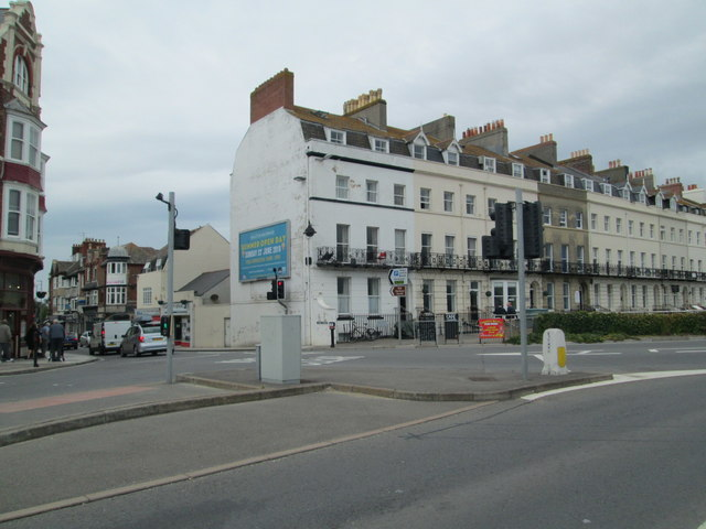 King Street and the Esplanade, Weymouth