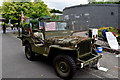 H4279 : Army jeep, Ulster American Folk Park by Kenneth  Allen