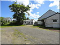 NZ1157 : Outbuildings at Blackhall Farm by Robert Graham
