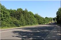 SP8869 : Wellingborough Road entering Wellingborough by David Howard