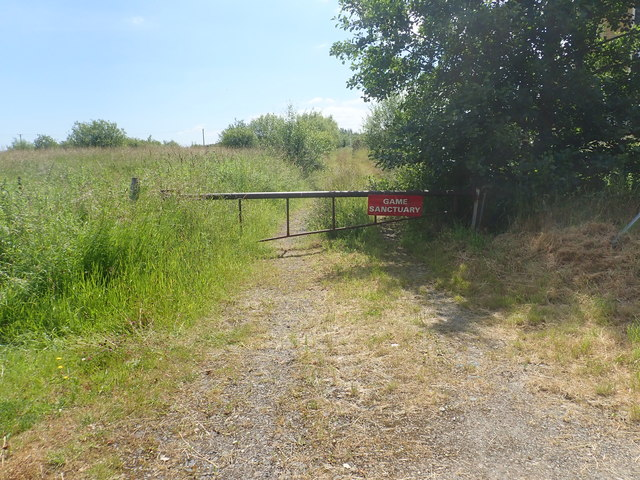 Game Sanctuary between the N53 and Racecourse Meadows Estate
