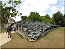 TQ2679 : Serpentine Gallery Pavilion 2019 by David Hawgood