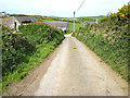 SH3392 : The Anglesey Coastal Path at Plas Cemlyn by Jeff Buck