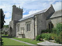 SY6085 : St Peter's Church, Portesham by David Weston