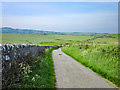 SH3292 : A lane in the north of Anglesey by Jeff Buck