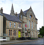NS1776 : Dunoon Burgh Hall by Thomas Nugent