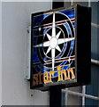 SO1122 : Star Inn name sign(A), Talybont-on-Usk by Jaggery