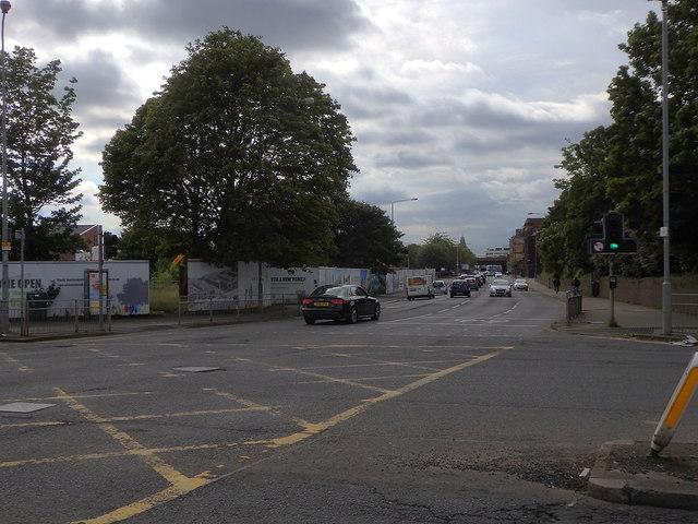 Norfolk Street, Gorbals, Glasgow