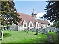 SU7205 : Warblington, St. Thomas a Becket's by Mike Faherty