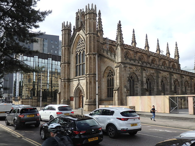 St Andrew's Cathedral, Glasgow