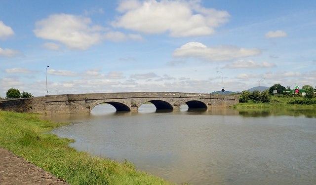 The Newry Road Bridge, Dundalk