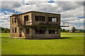 SJ5004 : WWII Shropshire, RAF Condover - Control Tower (1) by Mike Searle