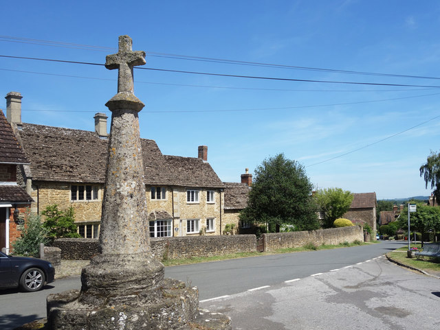 Old Cross, Bremhill