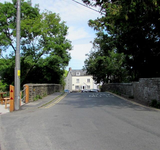 Road bridge over Caerfanell, Talybont-on-Usk