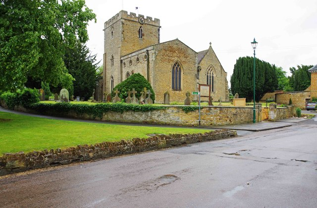 St. Botolph's Church, St. Botolph's Road, Barton Seagrave, near Kettering, Northants