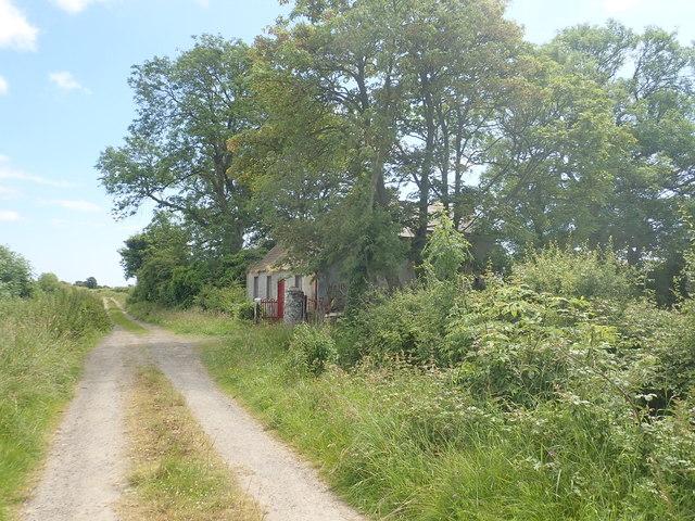 Farmhouse on Racecourse Road