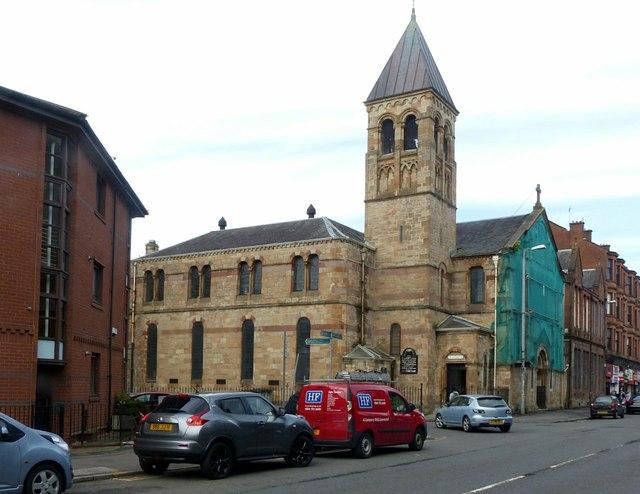 St Andrew's RC Church, Govan