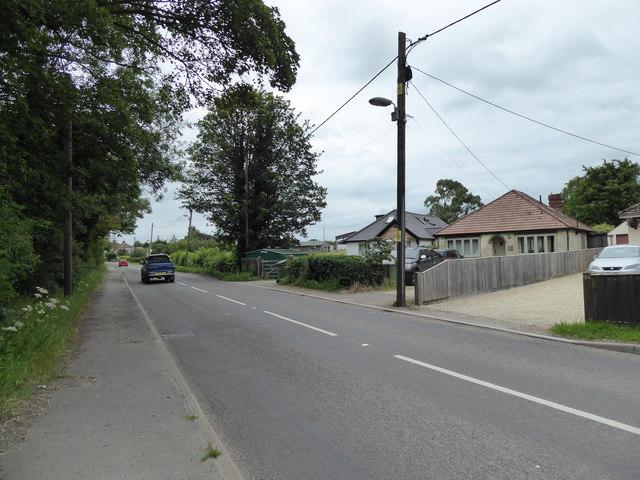 Cumnor Road, Henwood