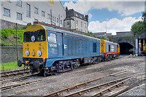 SD8010 : 20096 Ian Goddard at Castlecroft by David Dixon