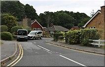 SU1660 : Inlands Close, Pewsey by David Howard