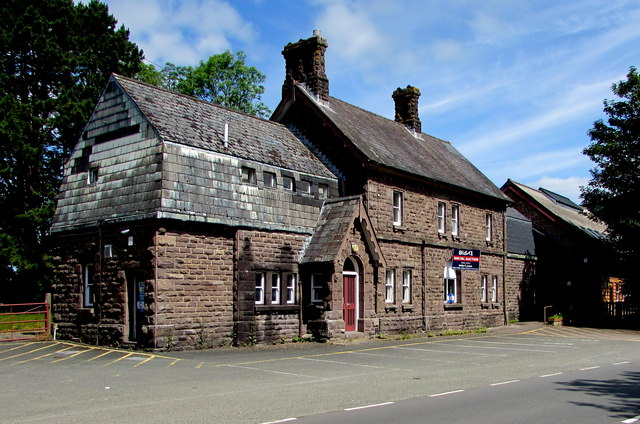 Station Road building to be sold by digital auction, Talybont-on-Usk