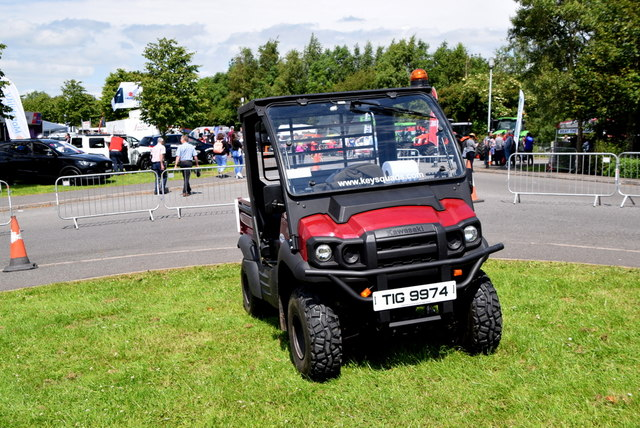 All terrain vehicle - 179th Omagh Annual Agricultural Show 2019