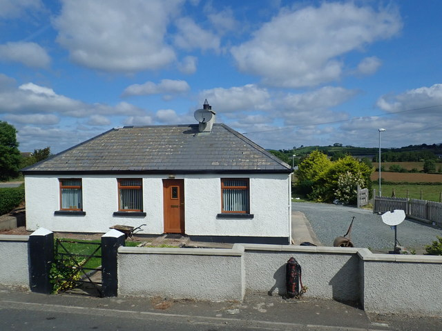 Bungalow at the eastern outskirts of Kilcoo