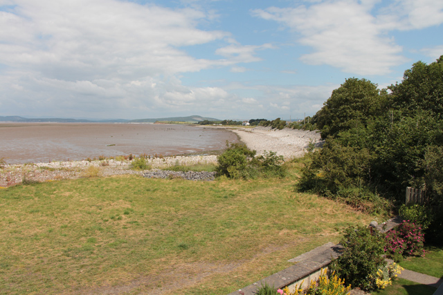 The shore at Hest Bank