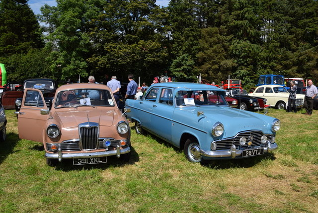 Ford and Riley - 179th Omagh Annual Agricultural Show 2019