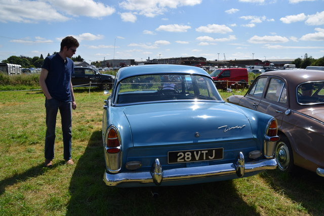 Ford Zephyr - 179th Omagh Annual Agricultural Show 2019