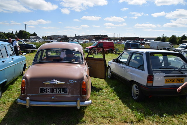 Riley 1.5 - 179th Omagh Annual Agricultural Show 2019