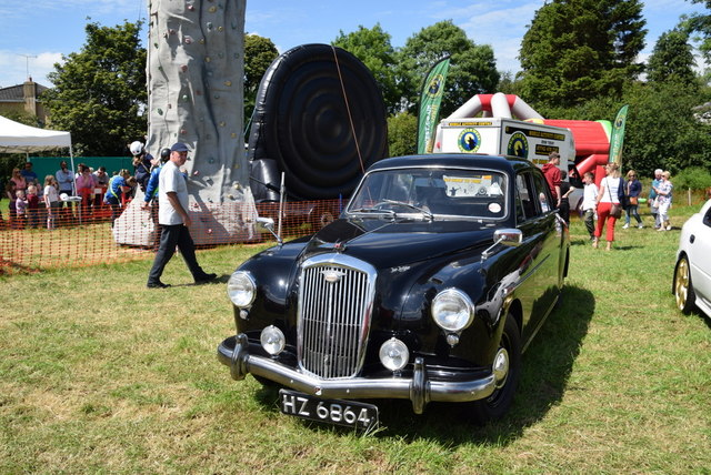 Wolseley 4/44 - 179th Omagh Annual Agricultural Show 2019