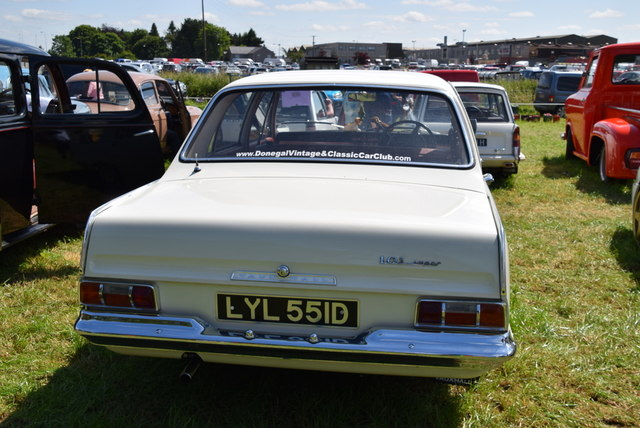 Vauxhall 101 - 179th Omagh Annual Agricultural Show 2019