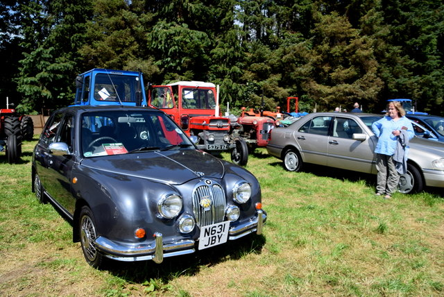 Nissan MkII - 179th Omagh Annual Agricultural Show 2019
