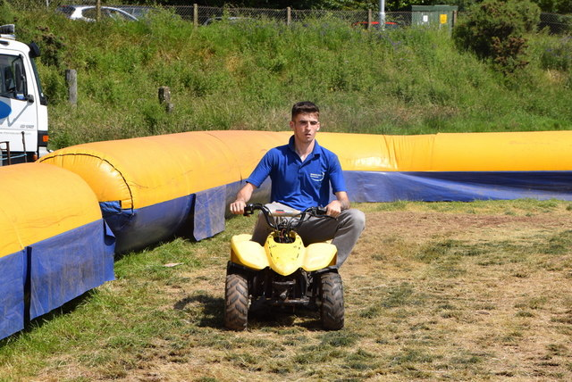 Quad - 179th Omagh Annual Agricultural Show 2019