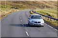 HU3964 : Southbound A970 near Clubb of Mulla by David Dixon