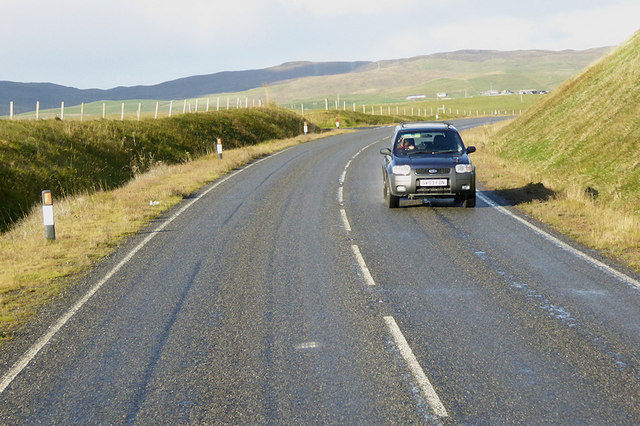 A970 Northhbound