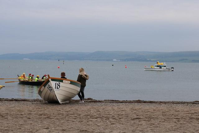 Cul Mor, Ullapool Coastal Rowing Club