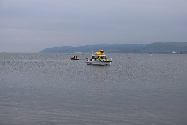 Daft Duck Day, Stranraer