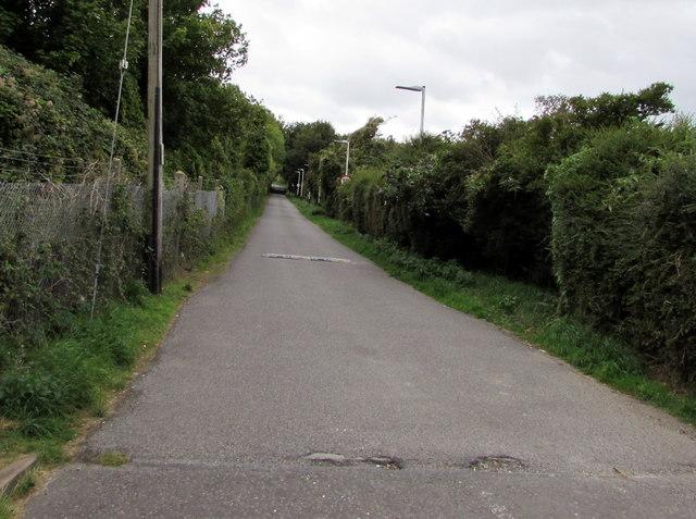 Station Approach, Upwey