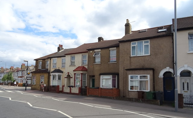 Houses on Blackhorse Lane