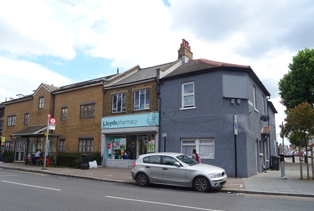Pharmacy on Higham Hill Road