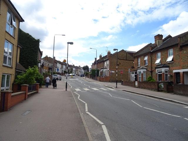 Higham Hill Road, Walthamstow