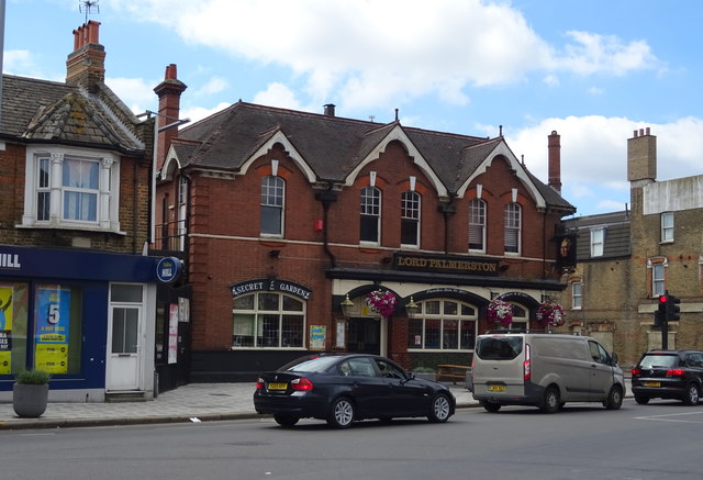 The Lord Palmerston, Walthamstow