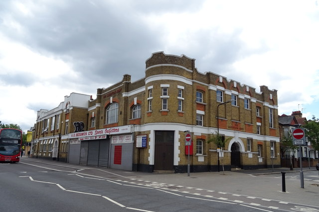 The Salvation Army, Walthamstow