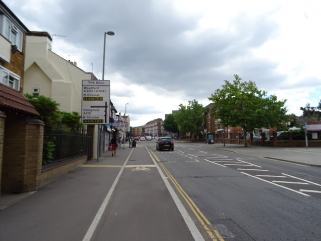 Forest Road, Walthamstow