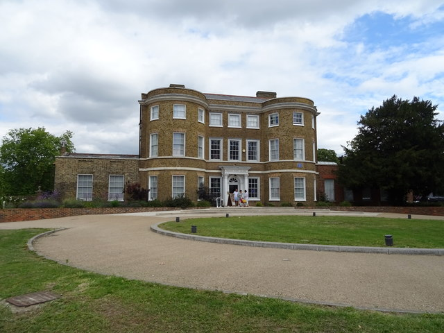 The William Morris Gallery, Walthamstow