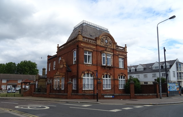 Former Tramway Offices building, Walthamstow